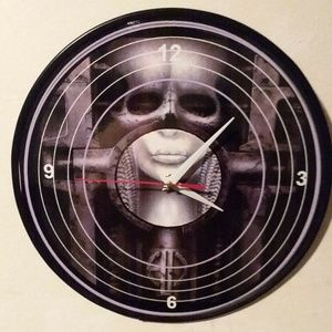 EMERSON LAKE PALMER - 12 IN WALL CLOCK